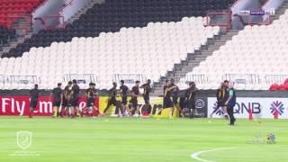 استعدادات لخويا لمواجهة الجزيرة الإماراتي | دوري أبطال آسيا 2017
