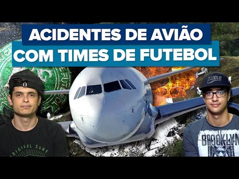 OS MAIORES ACIDENTES AÉREOS COM TIMES DE FUTEBOL