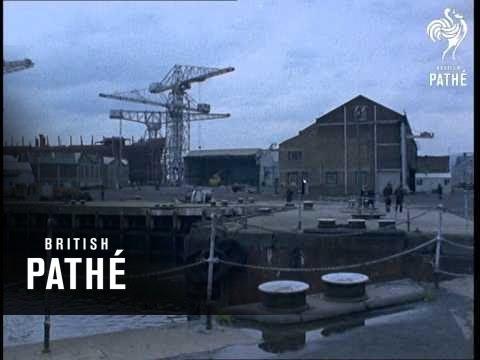 Clydeside Shipyards  (1971)