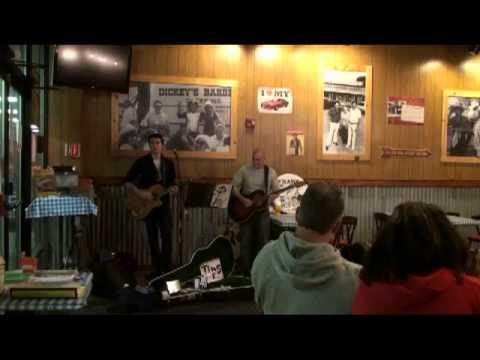 Frank Palangi Video Diaries 33 Dickeys BBQ Performance