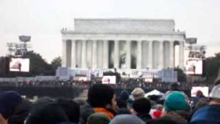 u2 in we are one obama inauguration concert at the lincoln memorial washington d c 2009