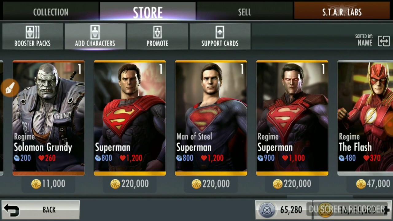injustice gods among us mod apk 2.20 download