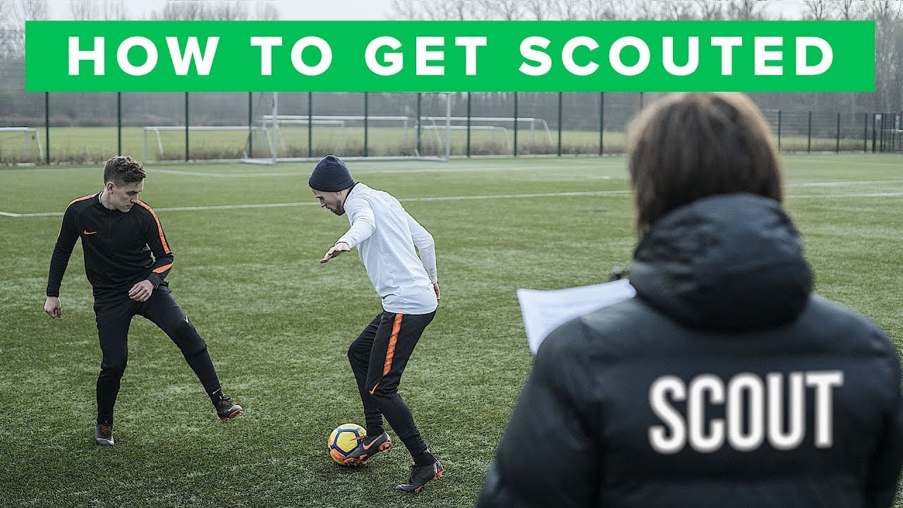 efbb7cc8544 What do scouts look for in footballers  - YouTube