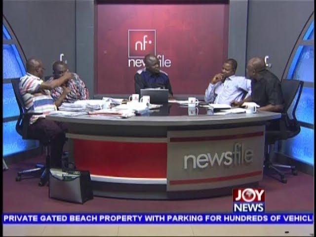 NDC Delegates' Conference & Matters Arising - Newsfile on JoyNews (24-11-18)