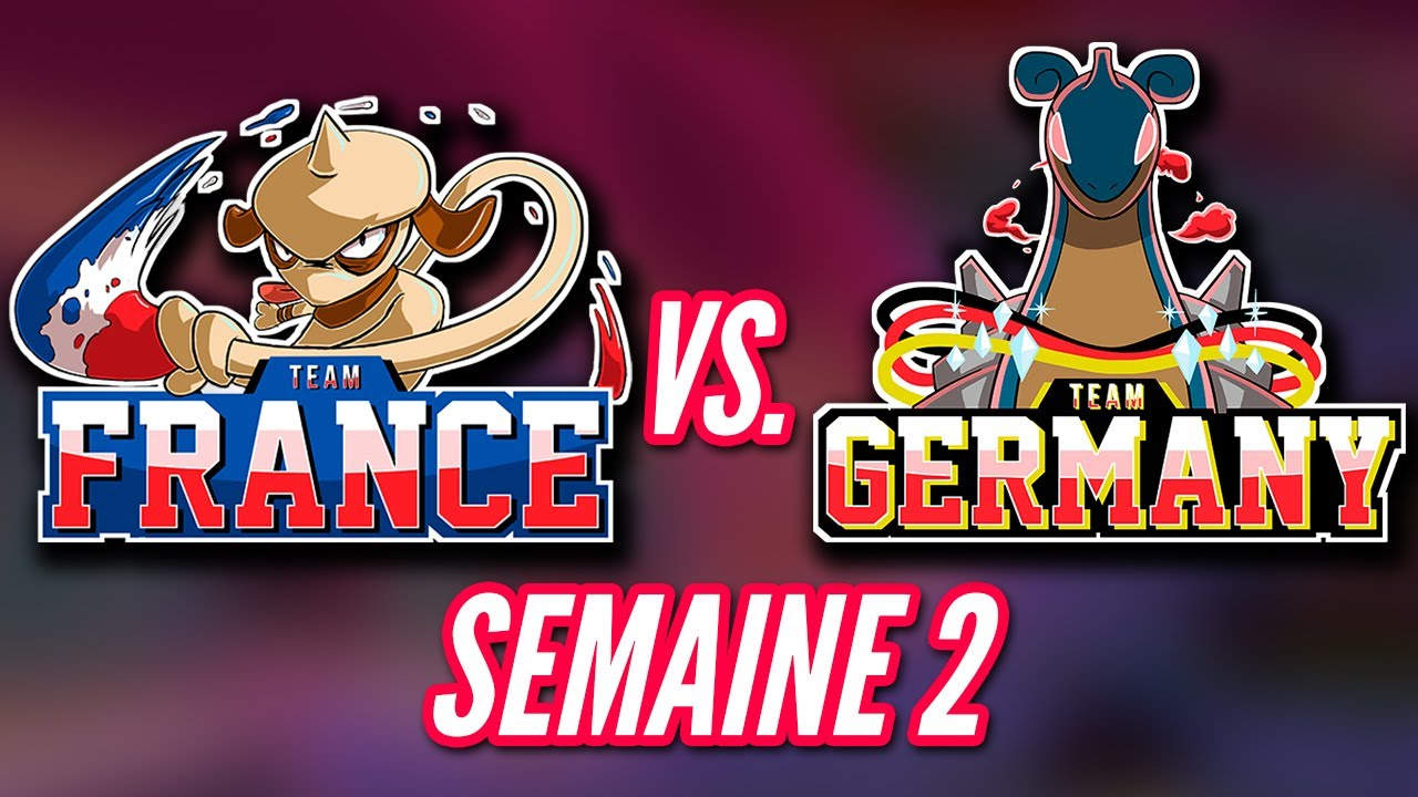 HARI vs. FEIS - FRANCE-ALLEMAGNE S2 COUPE D'EUROPE VICTORY ROAD 2020