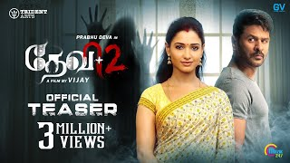 Devi 2 Official Teaser