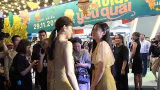 Em gái Trấn Thành: Chị Hari Won rất hợp với cả gia đình em