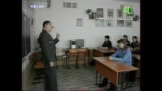 Родительский урок.ТВ Мост. 22.02.2012