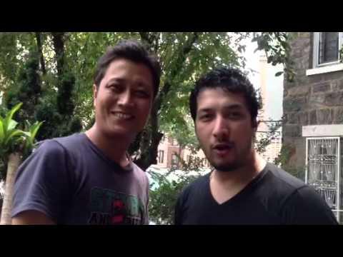 Prashant Tamang and Amit Paul