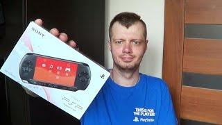 35# Sony PSP STREET (E1000) - Unboxing!