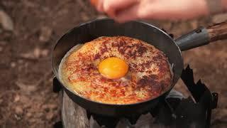 고든램지의 해쉬브라운 만들기   Gordon Ramsay's Recipes   Eggs Baked in Hash Browns   캠핑요리   캠핑한끼