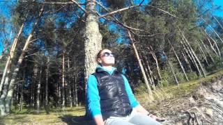 видео Рыбинское водохранилище база отдыха Чеснава