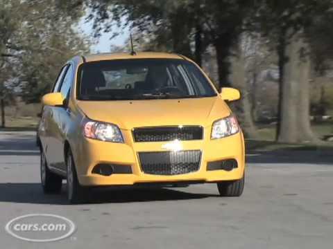 2009 Chevrolet Aveo5 Quick Drive Youtube