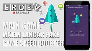 Cara Aktifkan Game Speed Booster MIUI 9 - Main Game di HP Xiaomi Makin Lancar