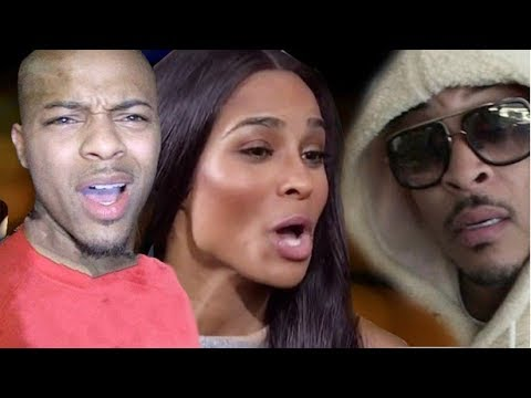 Bow Wow Calls #Ciara A B**** 0N STAGE! T.I. Chimes In