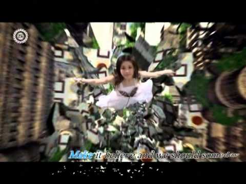 Genki Rockets - make.believe [Karaoke + Lyrics]