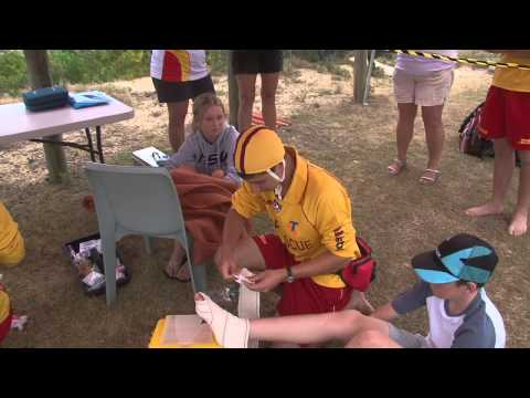 On the Beach (Series 2) - Episode 4 - Surf Lifesaving