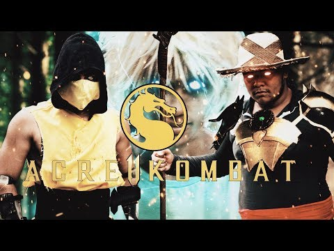 Mortal Kombat 11 VERSÃO ACRE (Live-Action) thumbnail