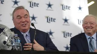 Writers Block - Mike McCarthy hired by Dallas Cowboys