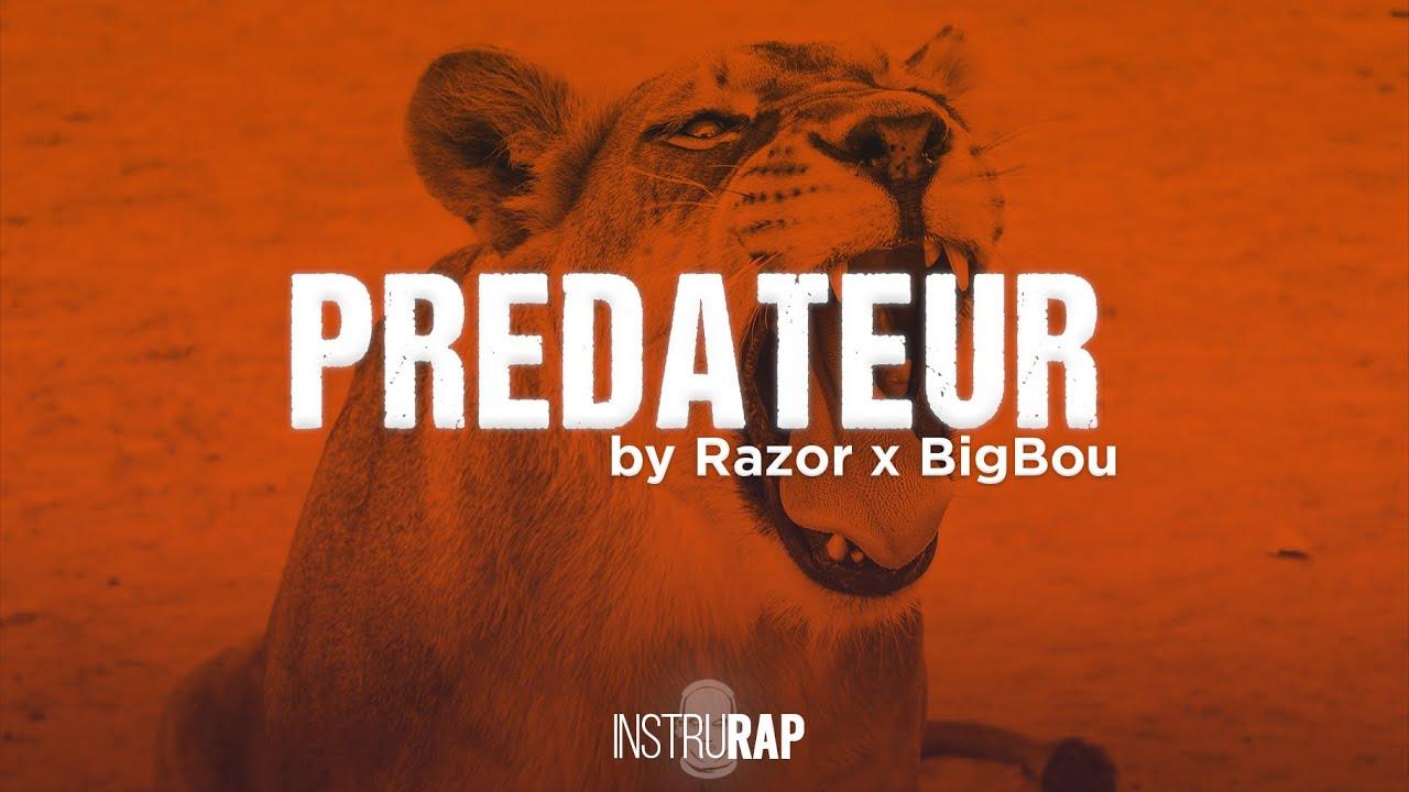 [FREE] Trap/Freestyle Prod Rap | Instru Rap Sombre - PREDATEUR - Prod. By Razor x BigBou