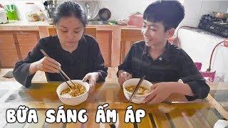 Cô Giúp Việc Vui Nhộn - Bữa Ăn Sáng Đầu Tiên ❤ KN CHENO Chị Hằng