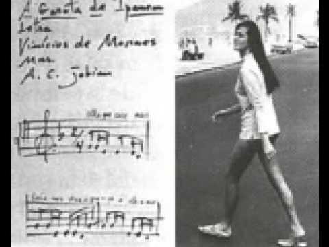 The Girl from Ipanema   Antonio Carlos Jobim & Norman Gimbel