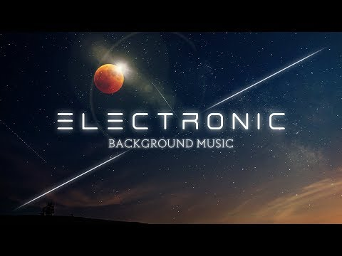 Cinematic Electronic Background