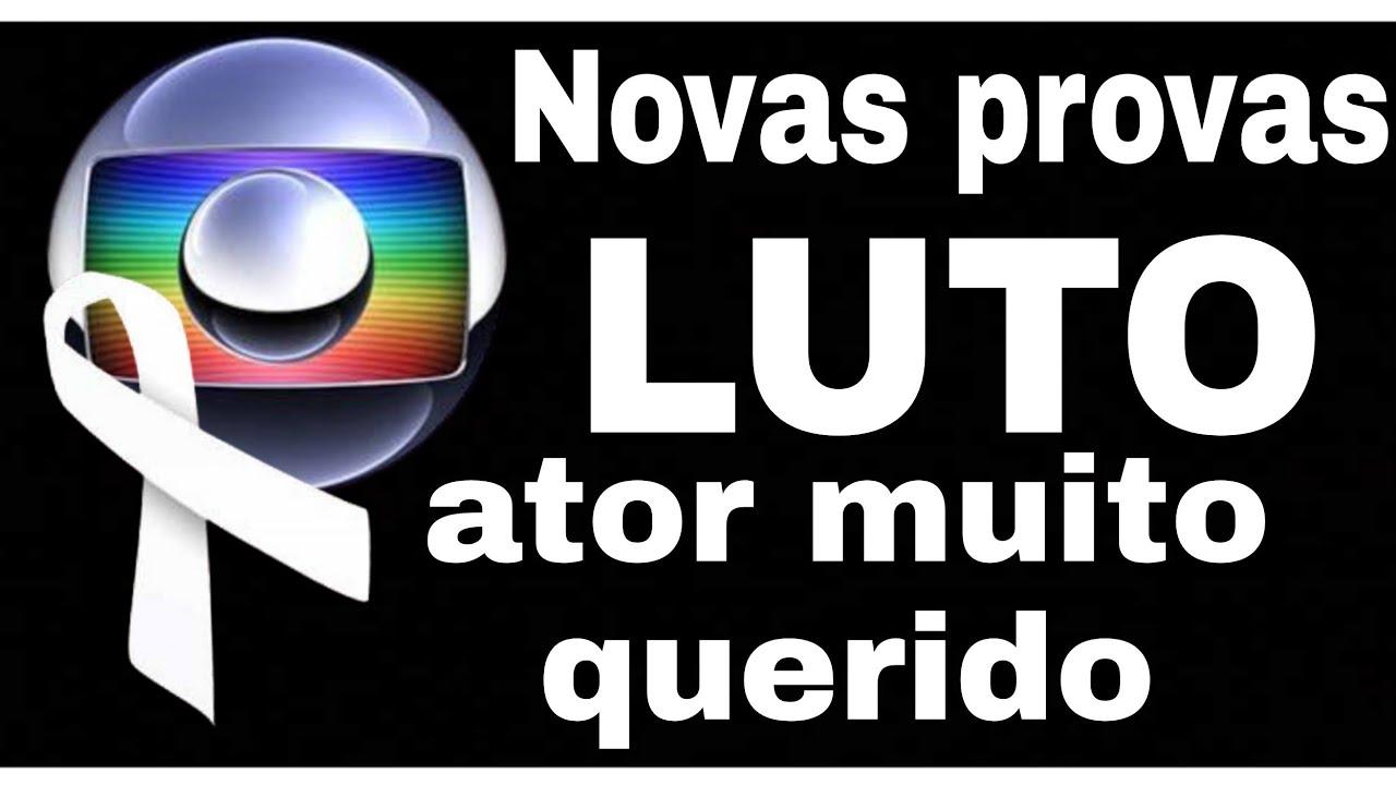 Urgente: comunicado luto na Globo triste, GUGU Liberato Briga por herança..