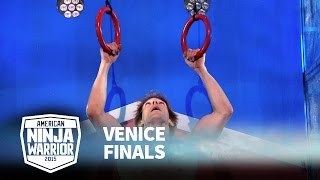 Nicholas Coolridge at 2015 Venice Finals | American Ninja Warrior