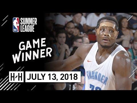 Deonte Burton Full Highlights vs Magic (2018.07.13) NBA Summer League - 17 Pts, 8 Reb, 5 Ast