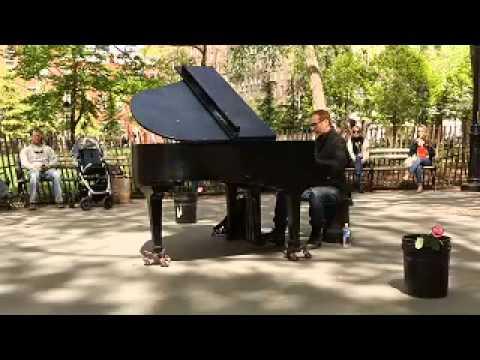 130505 Washington Square Park New York