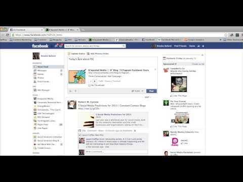 How-To Market Your Blog Posts On Facebook