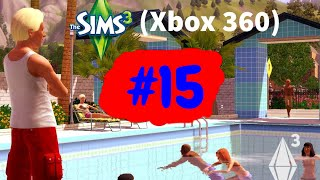 The Sims 3 Xbox W/HowToCameron - Part 15- Give Me A Damn Baby!