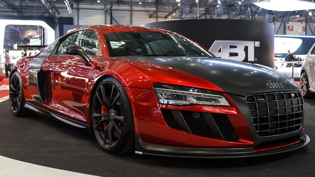 Exclusive Abt R8 Gtr New 2013 Model Geneva 2013 Youtube