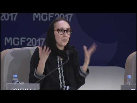Women Empowerment: Everyone's Duty at Misk Global Forum 2017