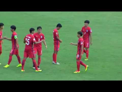 Korea+Republic+vs+Iraq+AFC+U 16+Championship مباره كامله العراق 2 كوريا ج 1