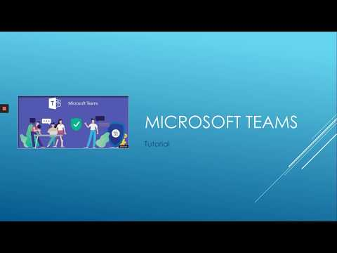 Microsoft Teams FULL Tutorial | Ambitious Digital
