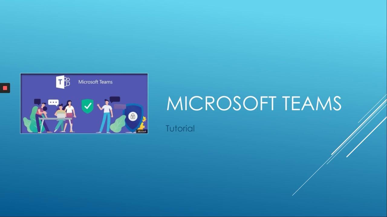 Microsoft Teams FULL Tutorial   Ambitious Digital - YouTube