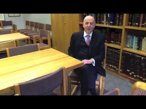 R Haskel Lookstein- Parshat Yitro Rabbi Moskowitz Siyum