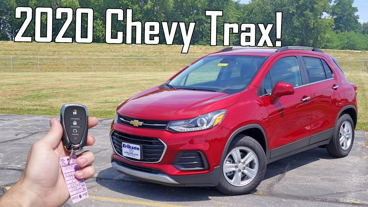 2020 Chevy Trax LT | Full Tour + Changes for 2020! - YouTube
