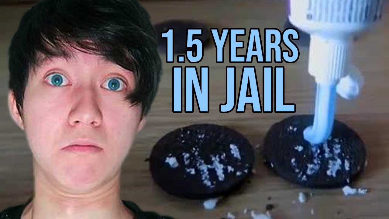 YouTuber Who Fed Homeless Man Toothpaste Oreos Sentenced