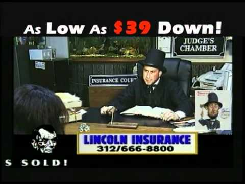 Lincoln Auto Insurance Commercial 1 Youtube