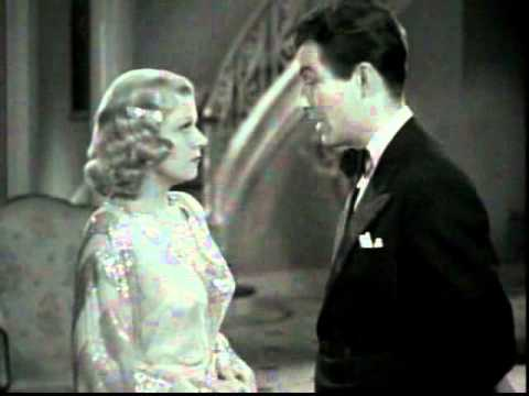 "Jean Harlow and Robert Taylor in ""Personal Property"" 1937"