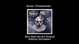 Saltatio Mortis - Zirkus Zeitgeist - Todesengel (Preview)