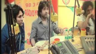 Kailasa boys ne mehfil jamaya Radio Mirchi Studios mein!
