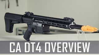 Classic Army DT-4 Overview! - Airsoft GI