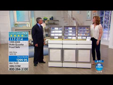 HSN | Coin Collector 02.07.2018 - 08 PM