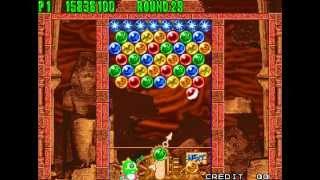 Arcade Longplay [292] Puzzle Bobble 2