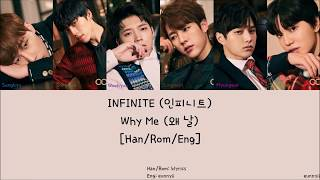 Watch Infinite Why Me video