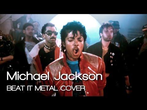 Michael Jackson - Beat It (Metal Cover by Jotun Studio feat. Junior Vargas)